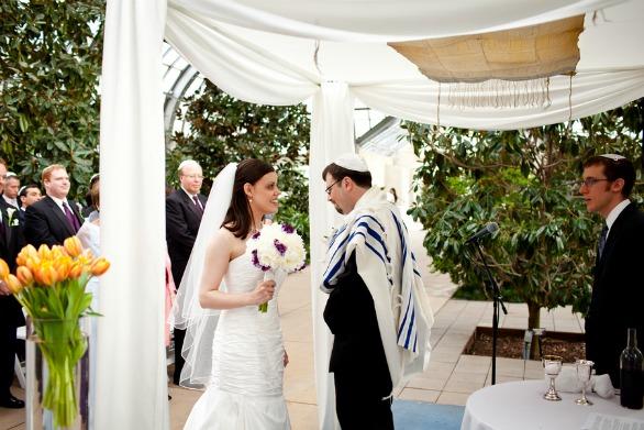 Jewish Wedding Ceremony For Messianic Couples