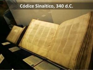 Sinaiticus Codex